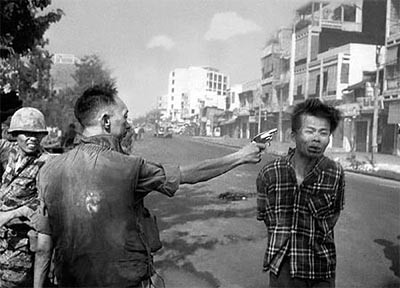 Shot man Vietnam