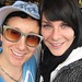 Two of my favorite dykes ready for Dyke March 2008