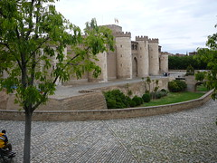 ZARAGOZA (Jos Luis Algs) Tags: zaragoza palacio aljafera