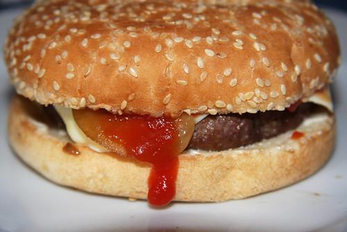 Burger Oozage