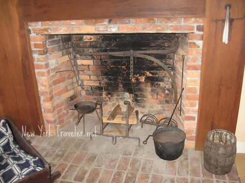 Settler's House Fireplace