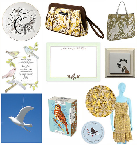 Tuesday Trends: for the birds