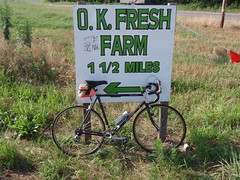 The Oklahoma Bike