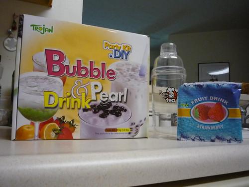 bubble tea adventure! 001