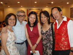 Janine Oye, Harry Aoki Sherry Tanaka, Bev Nann, Todd Wong