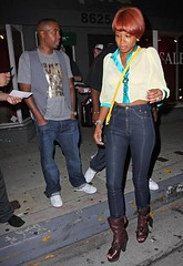 Nas and kelis ....... dont worry kelis the don will rescue you