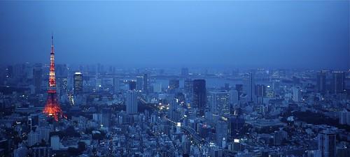 Tokyo 2008 - Roppongi Hills - Tokyo City View (2)