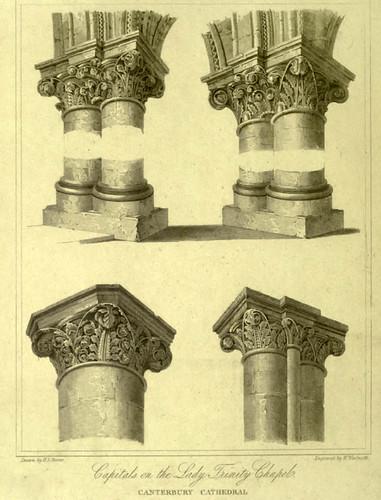 10- Capiteles de la Capilla de la Trinidad