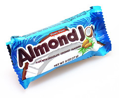 Image result for almond joy