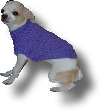 Dog Sweater Crochet Pattern | Red Heart