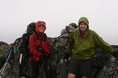 Longslog Mt, our first summit (Coastal Climber) Tags: silvia mountaineering ramsay july08 mountaineerig