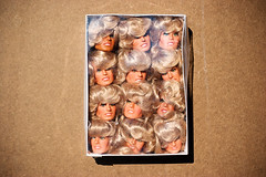 The Many Moods of Farrah (chrisglass) Tags: moods farrahfawcett