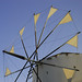 Cycladic Windmill (Firostefani, Santorini) by marcelgermain