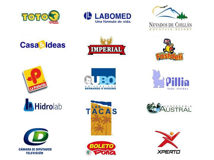 Logotipos e Isotipos Diseñados
