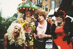 Junie Moon and Melody meet new friends at the Fair! (hawhawjames) Tags: chicago beautiful hair drag tv big cross fierce cd queen bighair showgirl wig tranny tall trans dragqueen dresser performer crossdresser dq illusionist