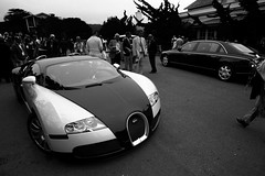 Elegant Extravagance (j.hietter) Tags: california beach car golf monterey weekend august lodge course pebble 2008 bugatti 62 concourse veyron elegance maybach delegance concors conours 62s