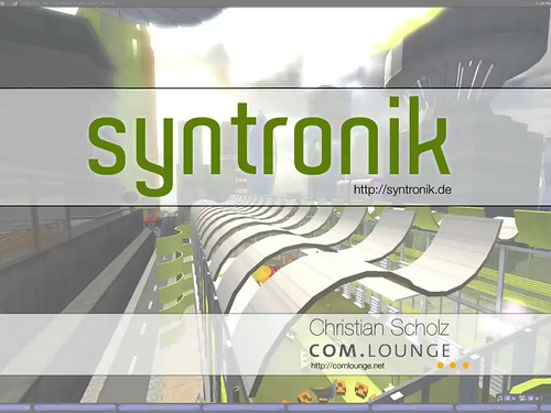 syntronik.de, the first Agent Domain for the new metaverse
