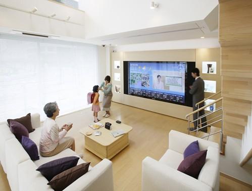 Inside Panasonics Eco & UD Concept Home