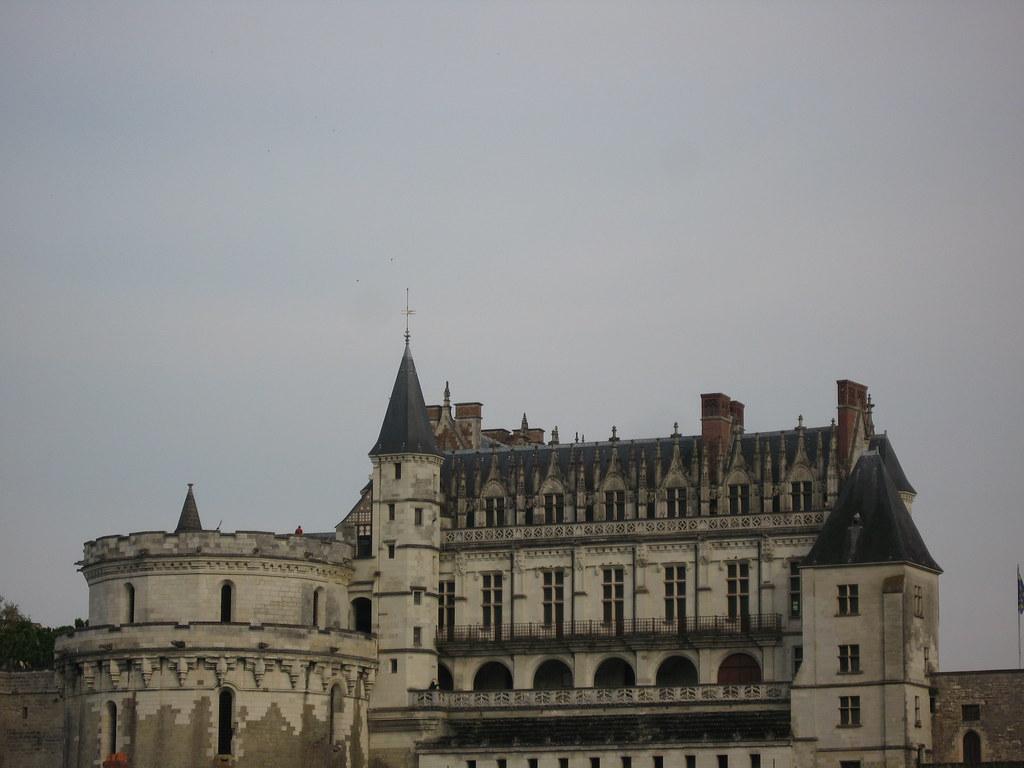 Château d'Amboise Château de la Loire Val de Loire Indre-et-Loire France