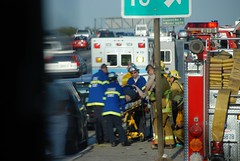 Accident  91E - Cerritos, California