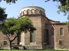 Haghia Eirene - Istanbul (Julian Myles Fidler) Tags: history church turkey roman istanbul palace irene sultan ottoman topkapi byzantine sultanahmet constantinople byzantium haghia eirene