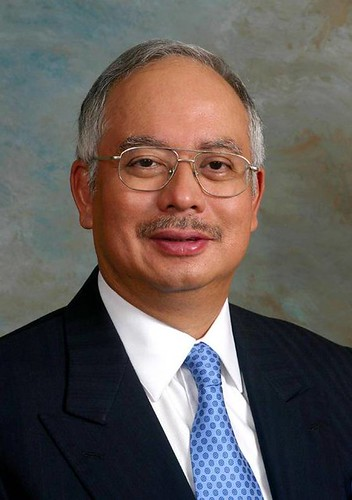 Dato' Sri Mohd Najib Bin Tun Hj Abd Razak