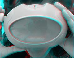 Karina 3D (-Sebastian Vargas -コスミカラー-) Tags: red stereoscopic 3d rojo sebastian cyan anaglyph stereo vargas dimension effect cian anaglifo