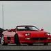 Ferrari F355 Spider demi B&W