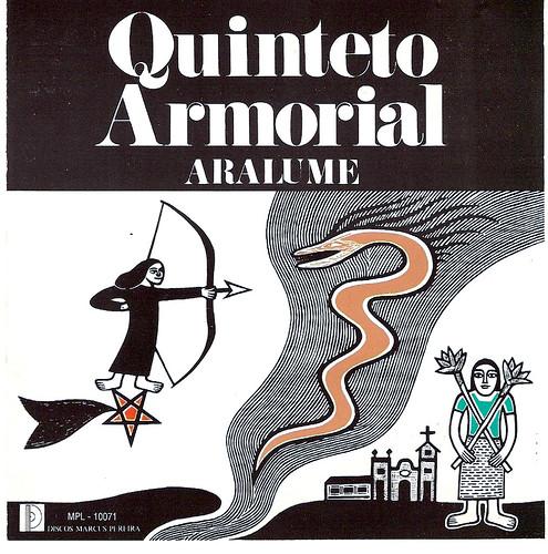 33. LP Quinteto Armorial