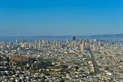SF Skyline by Day