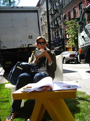 Park(ing) Day is a way to rethink the transportation status quo.