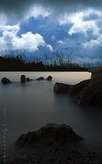 Long Exposure (alkhaledi) Tags: long exposure reflexions naturesfinest aplusphoto nostrobistinfo