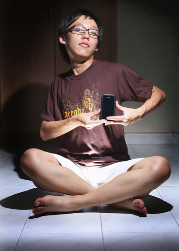 Iphone Yoga