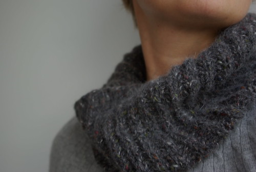 Morningside cowl by you.