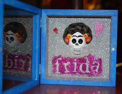Dia de los Muertos/Frida shrine