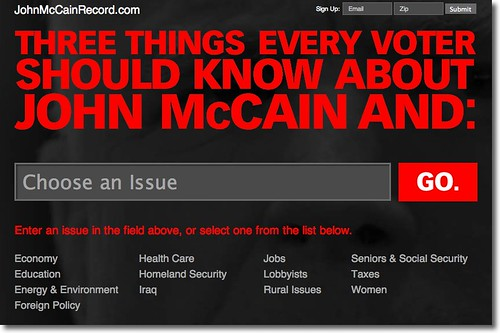 JohnMcCainRecord.com
