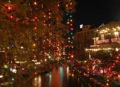 christmas on the riverwalk (24 days of Christmas #5)