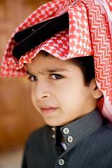 نظرة ثاقبة :p (| Rashid AlKuwari | Qatar) Tags: baby kids 14 eid young sigma arabic arab f arabia arabian 2008 doha qatar adha rashid 30mm راشد 3eed العيد aleid al3eed الكواري alkuwari الاضحى lkuwari