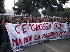100_1875 (cesare.v) Tags: protesta 133 corteo sapienza decreto ondanomala