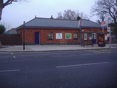 Picture of Grange Park Station