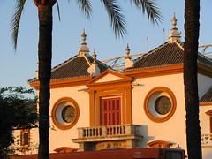 Sevilla (Graa Vargas) Tags: espaa sevilla spain plazadetoros graavargas 2008graavargasallrightsreserved larealmaestranza 2201040109