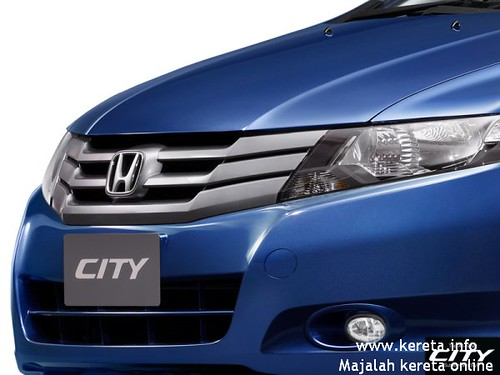new honda city 2009
