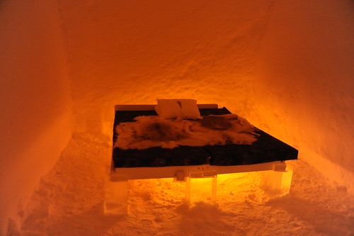 Snow Room 401@Ice Hotel