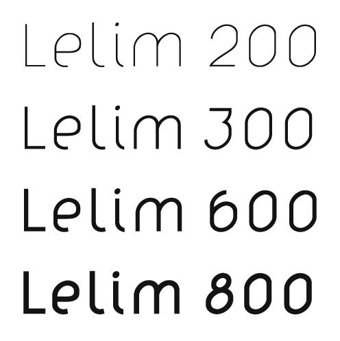 lelim font