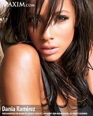 Dania Ramirez Maxim Magazine pictures .