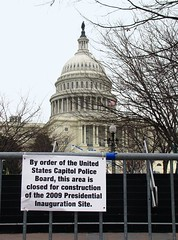 Inauguration of President-Elect Obama by ajagendorf25 on Flickr!