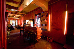 Pub, Tacheles (johnwilliamsphd) Tags: camera copyright berlin john cafe williams c kunsthaus nightclub artcenter mitte tacheles scheunenviertel  fdgb hausdertechnik williams john johncwilliams oranienburgerstrase friedrichstrasenpassage freegermantradeunionfederation nationalpeoplesarmy knstlerinitative johnwilliamsphd phd