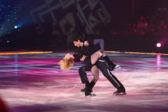 Evan Lysacek & Tanith Belbin (alexlc13) Tags: city evan ice south skating center rushmore arena gymnastics figure civic olympic ath