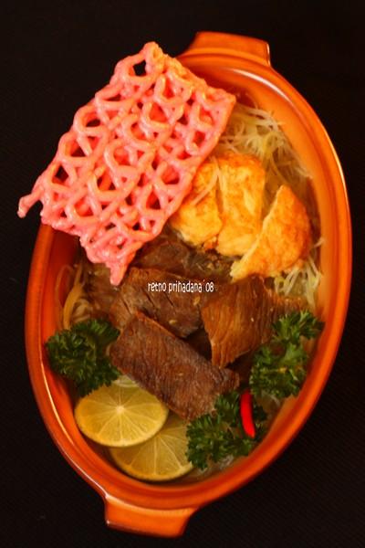 Soto Padang/Padang Style Beef Soup