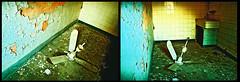 wind (boskizzi) Tags: abandoned colors xpro diptych ruins kodak room crossprocessing xp damage ebx dittico